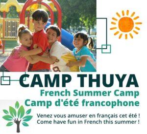 CAMP THUYA